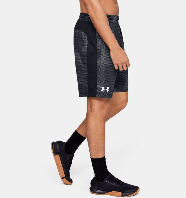 Shorts UA MK-1 Printed para Hombre