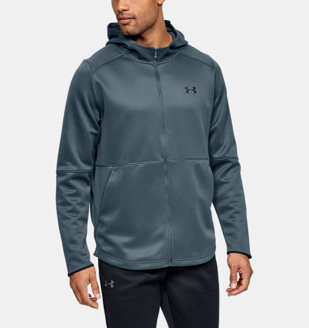 Men's UA MK-1 Warm-Up Full Zip Hoodie