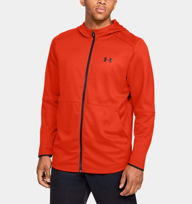 Men's UA MK-1 Warm-Up Full-Zip Hoodie