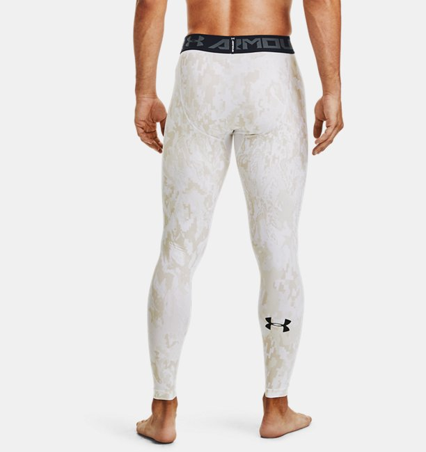 Mens HeatGear® Armour 2.0 Printed Leggings