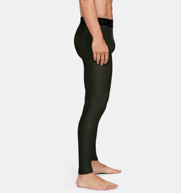 Mens HeatGear® Armour 2.0 Printed Leggings