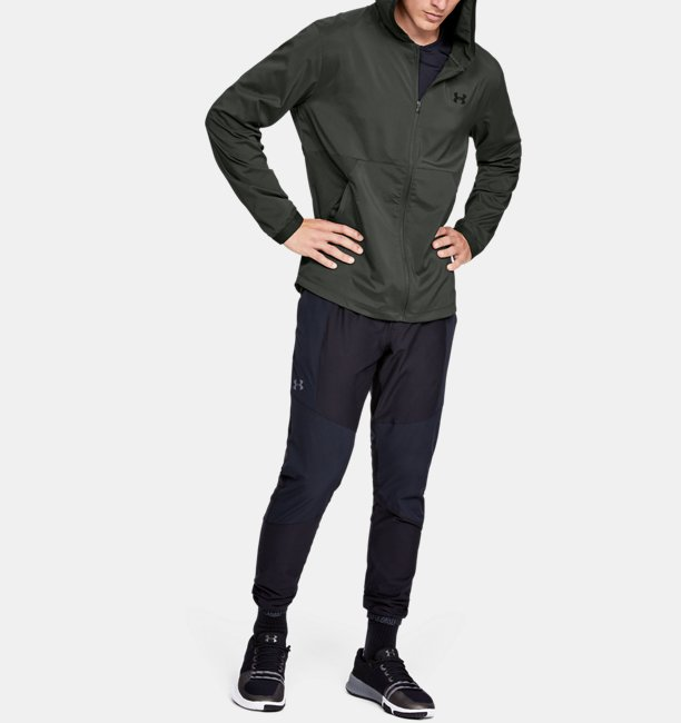 Mens UA Vanish Woven Jacket