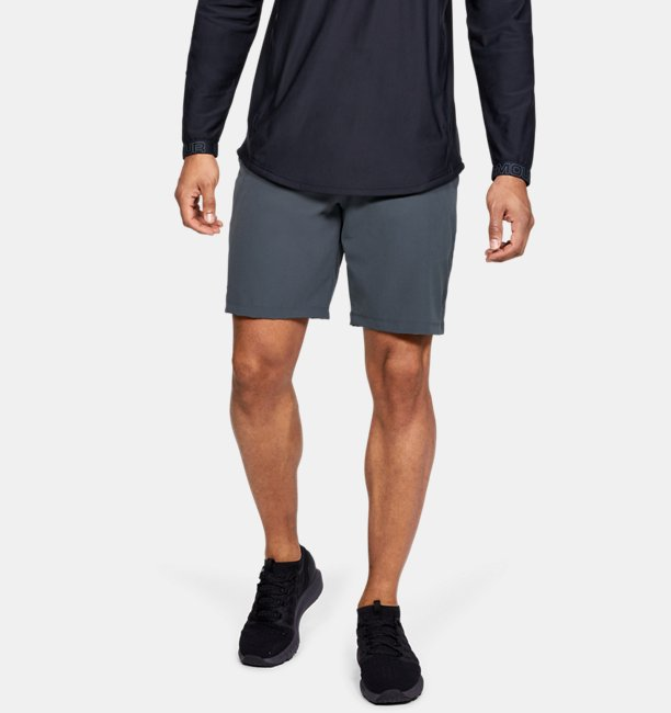 Mens UA Vanish Snap Shorts