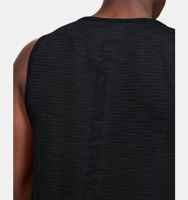 Mens UA Vanish Seamless Tank