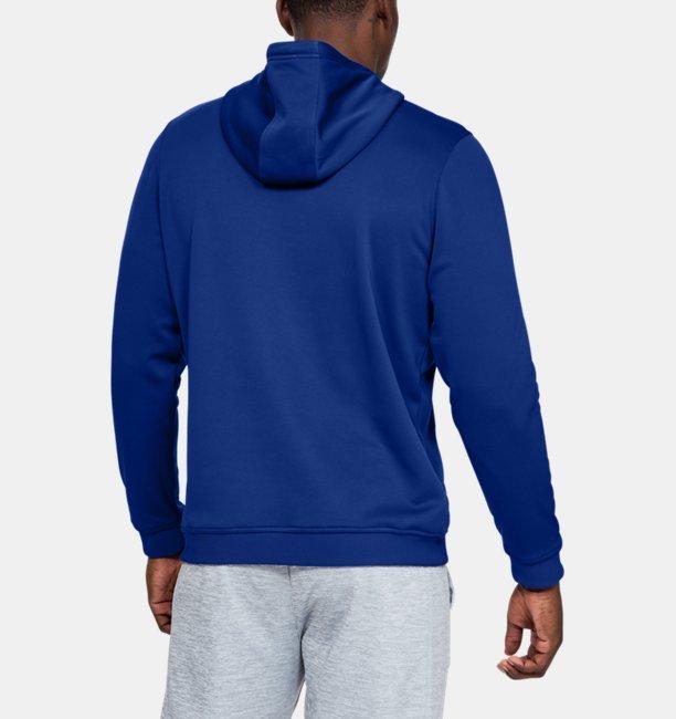 Mens Armour Fleece® Big Logo Graphic Hoodie