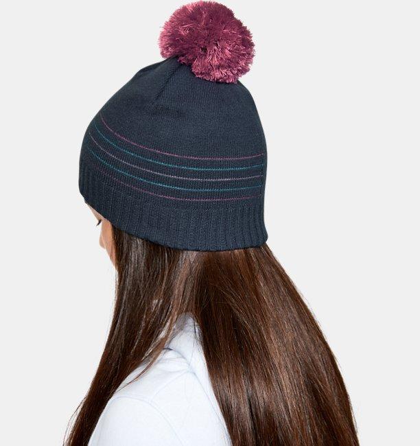 Mädchen UA Triple Scoop Mütze