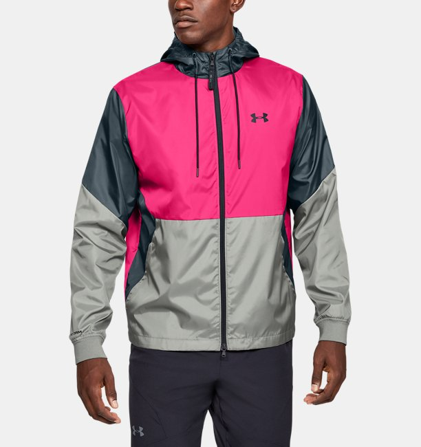Mens UA Legacy Windbreaker Jacket