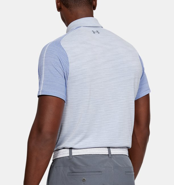 Mens UA Vanish Seamless Polo