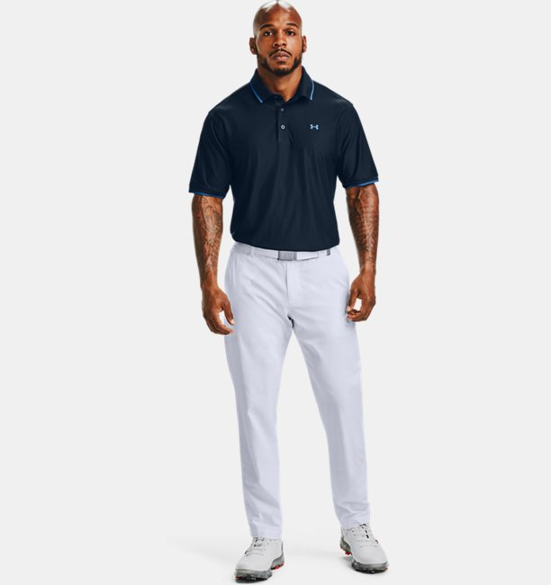 Mens UA Playoff Pique Polo
