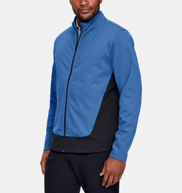 Mens UA Storm Full Zip