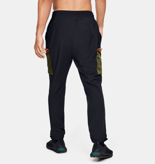 Mens UA Unstoppable Camo Cargo Pants