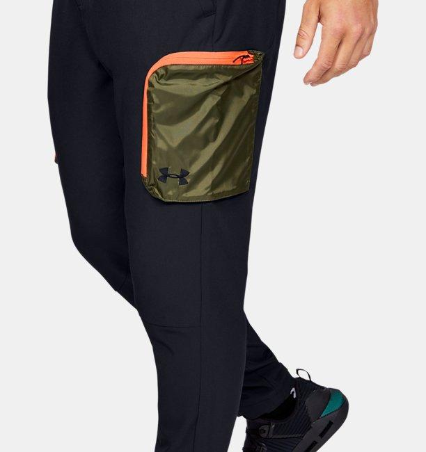 Mens UA Unstoppable Camo Cargo Pants