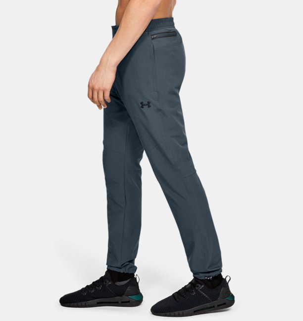 Mens UA Unstoppable Woven Pants