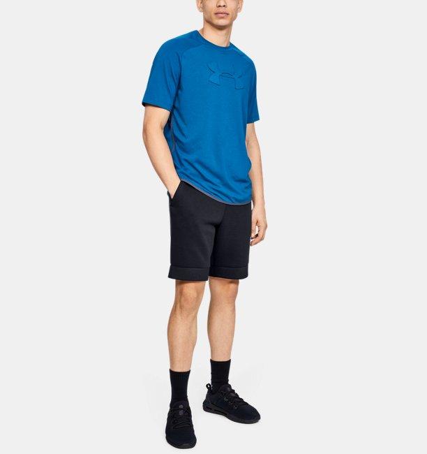 Mens UA Unstoppable Move Light Shorts