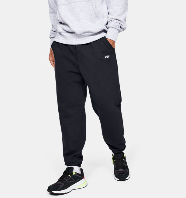 Mens UA Performance Originators Fleece Trousers