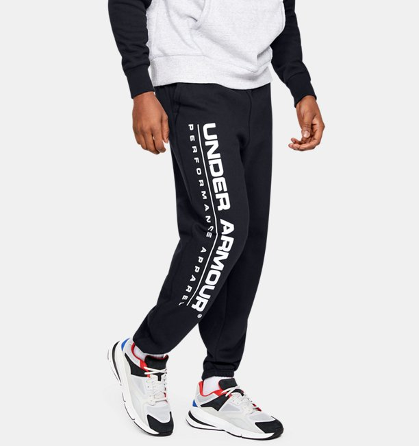 Pantalones UA Performance Originators Fleece Logo para Hombre