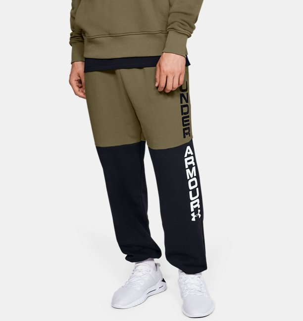 Pantalones UA Overtime Pique Fleece para Hombre