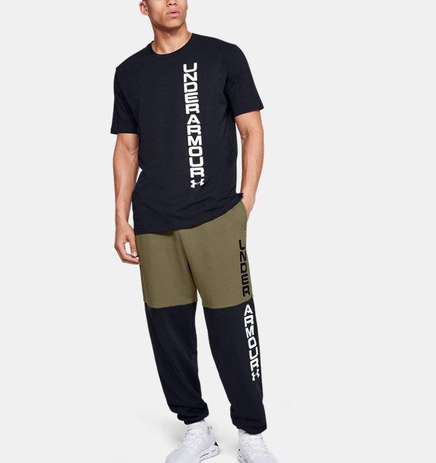 UAオーバータイム ショートスリーブ Tシャツ(トレーニング/MEN)