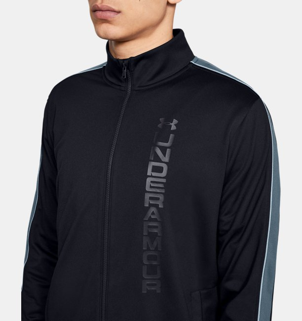 Mens UA Unstoppable Essential Track Jacket