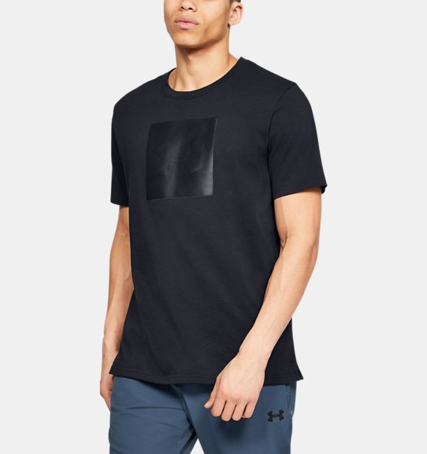Heren T-shirt UA Unstoppable Knit