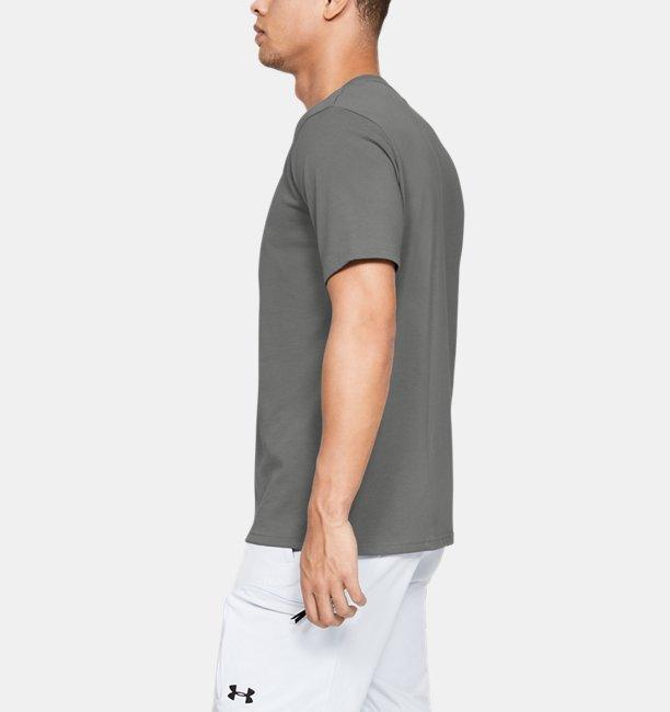 Heren T-shirt UA Unstoppable Knit