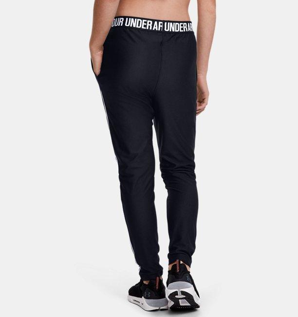 Girls UA Play Up Pants