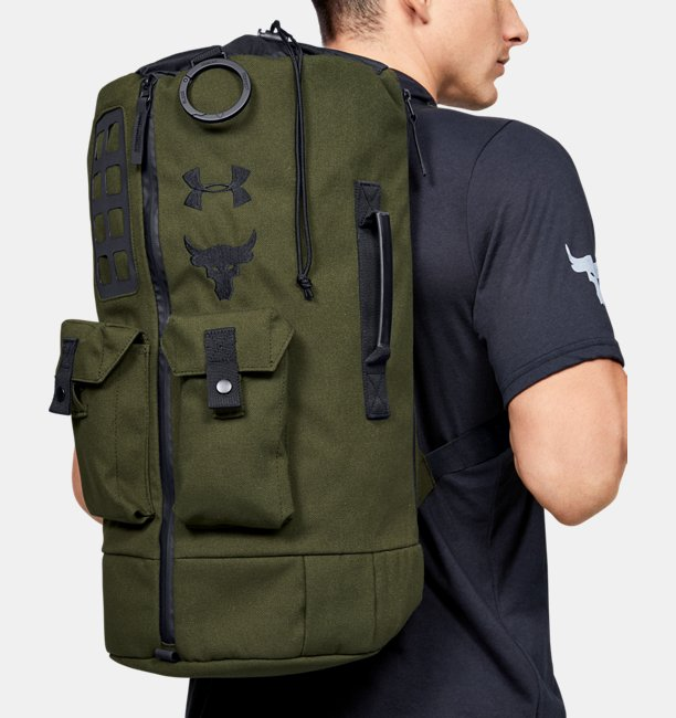 Mens Project Rock 60 Bag