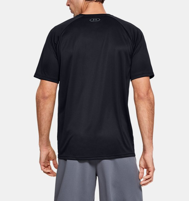 Mens UA Velocity 2.0 Graphic Short Sleeve