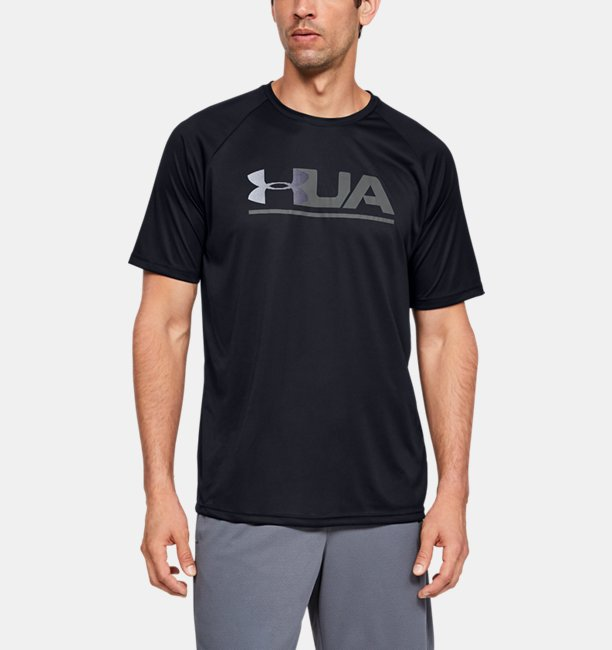Men's UA Velocity 2.0 Graphic Short Sleeve