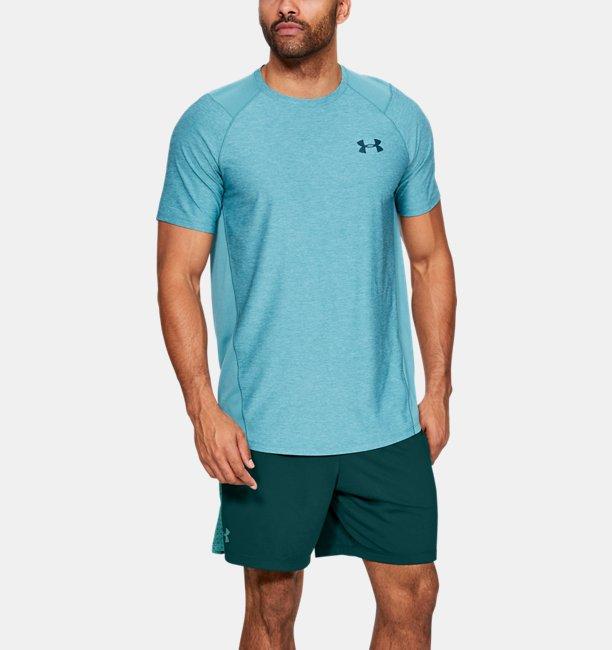 Mens UA MK-1 Inset Fade 7 Shorts