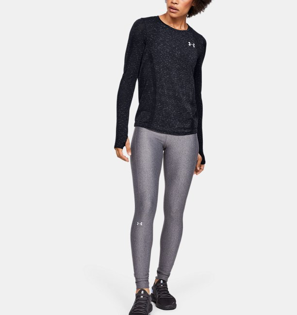 Womens UA Vanish Seamless Long Sleeve Spacedye