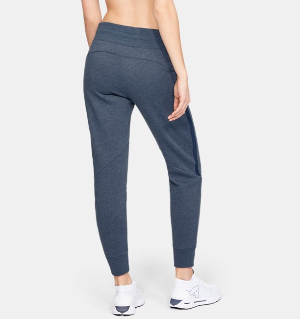 Womens Project Rock Taped Fleece Pants
