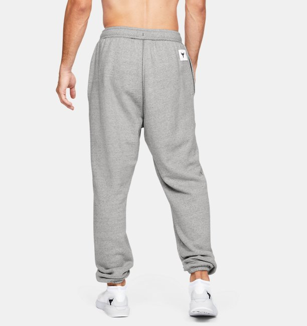 Mens Project Rock Warm-Up Pants
