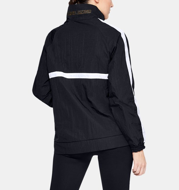 Womens UA Always On Recovery Windbreaker