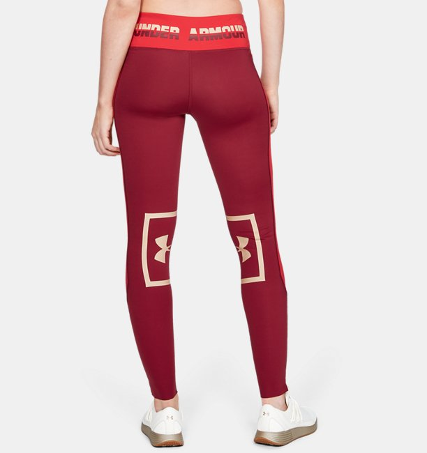 Womens UA Always On Leggings