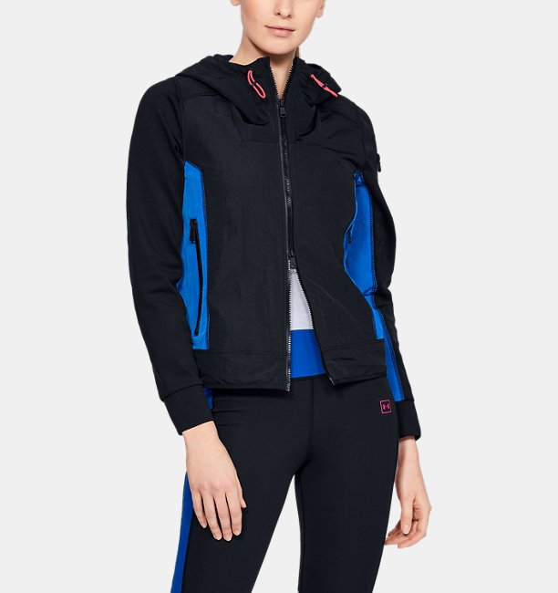 Womens UA Always On Recovery Swacket