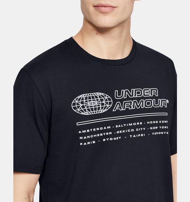 8aedc1f1fc Men's UA Global Short Sleeve   Under Armour SG