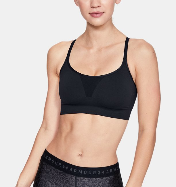Women's UA Vanish Seamless Essentials Sports Bra