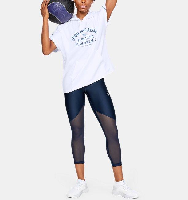 Kadın Project Rock Double Knit Kısa Kollu Tunik