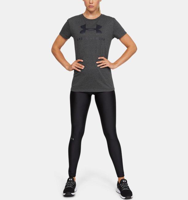 Camiseta de Treino Feminina Under Armour Graphic Sportstyle Classic