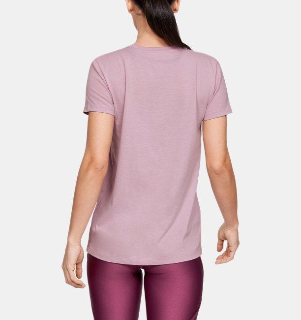 UAグラフィック スポーツスタイル クラシック クルー(トレーニング/Tシャツ/WOMEN)