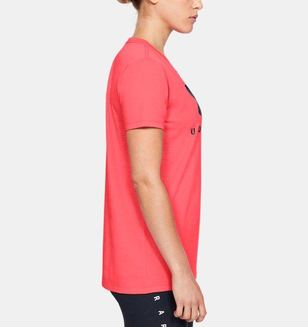 T-shirt à col ras du cou UA Graphic Sportstyle Classic pour femme
