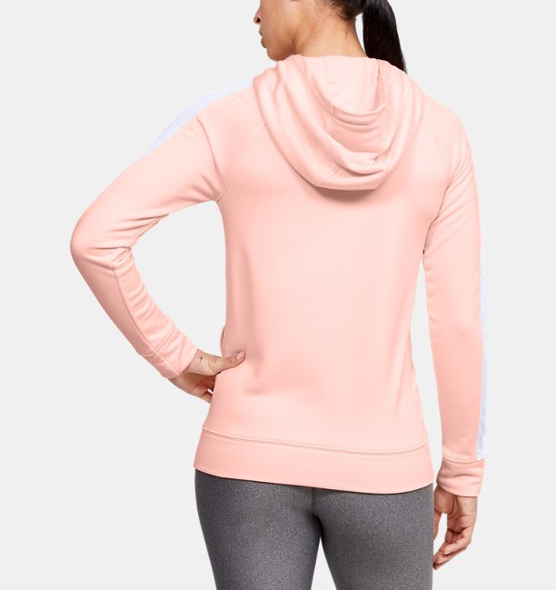 Womens UA Tech™ Terry Full Zip