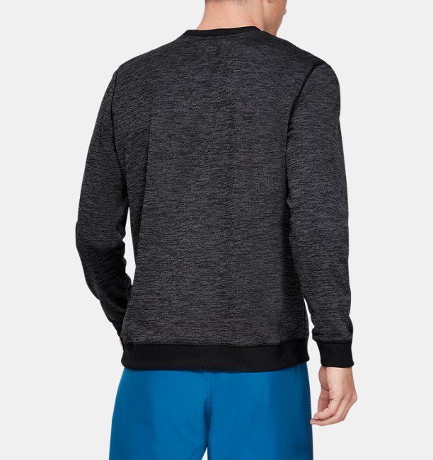 Sudadera de cuello redondo Armour Fleece® para hombre