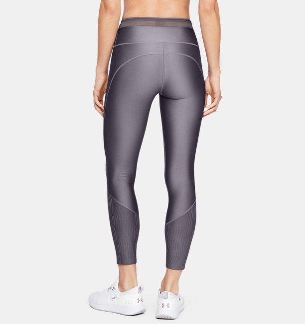 Womens HeatGear® Armour Jacquard Ankle Crop