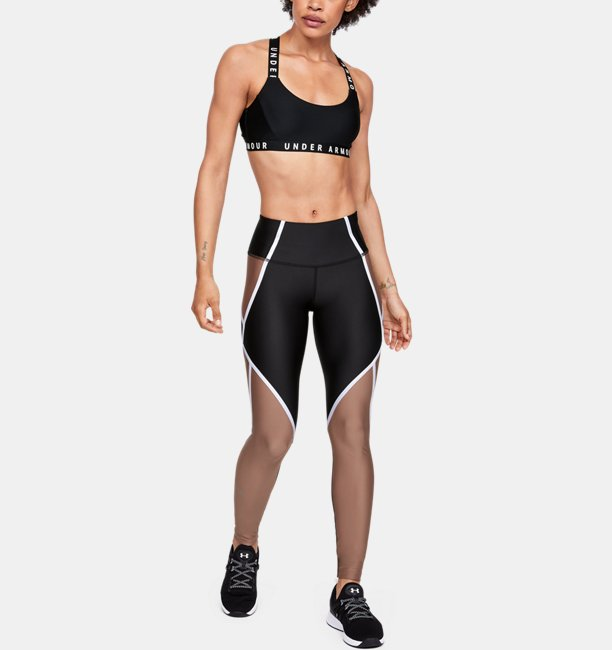 Womens HeatGear® Armour Edgelit Leggings