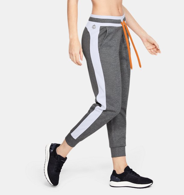 Womens UA Always On Recovery Double Knit Pants