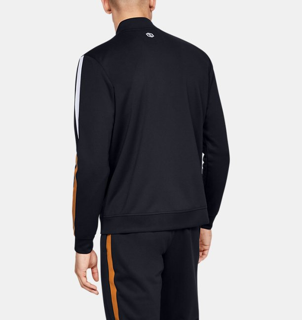Mens UA Always On Recovery Double Knit Track Jacket