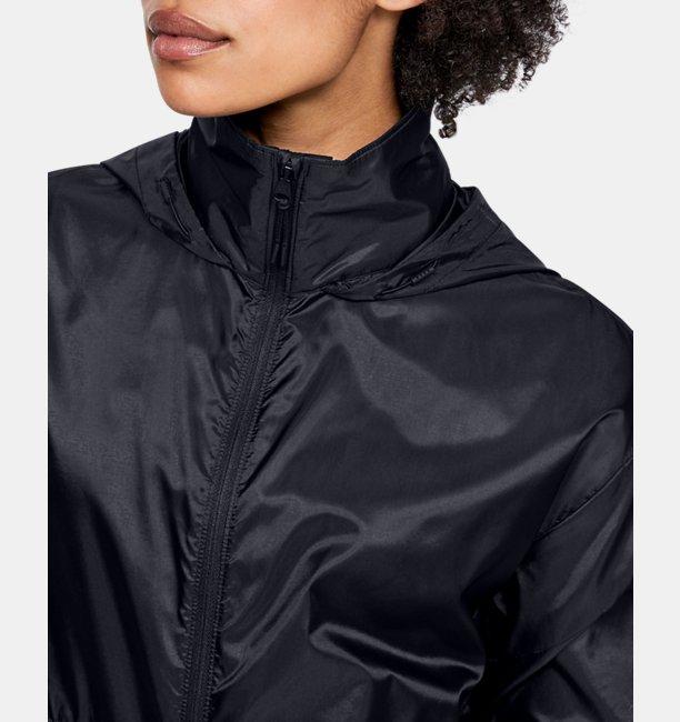 Womens UA Perpetual Storm Full Zip Hoodie