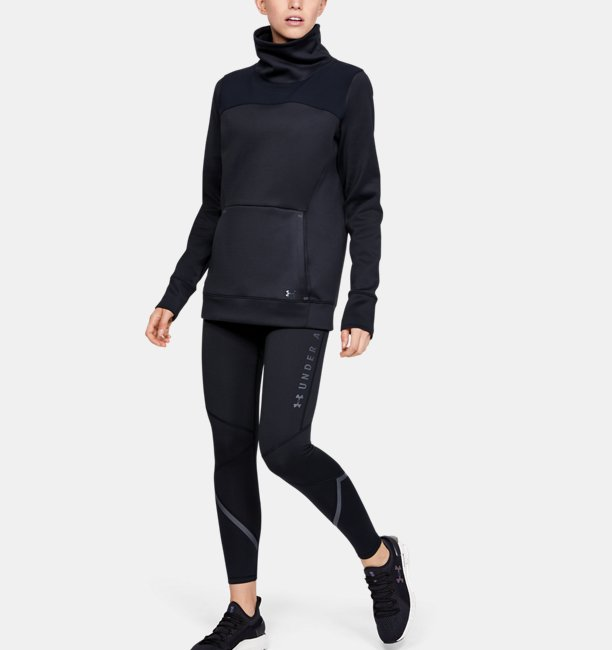 Womens ColdGear® Armour Hybrid Pullover